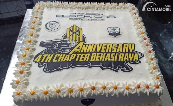 IBCC Chapter Bekasi Raya Rayakan Ulang Tahun dan Sertijab Ketua Baru