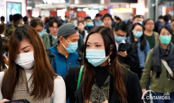 Ini Cara Menghindari Tertular Virus Corona di Transportasi Umum