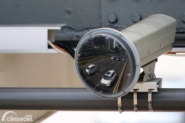 kamera CCTV untuk tilang elektronik