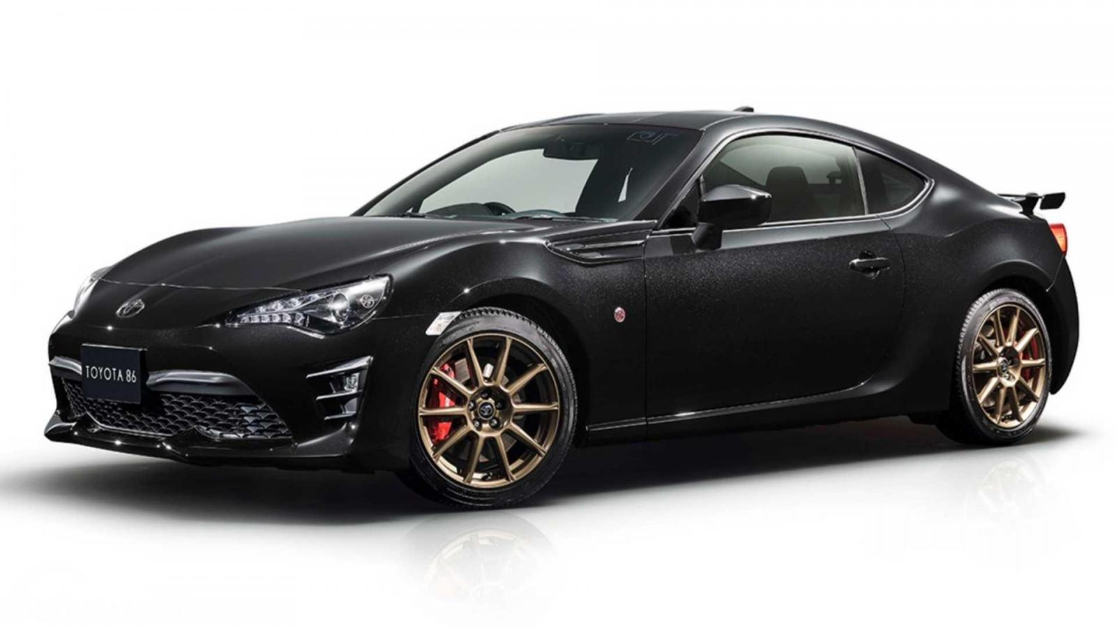 Toyota 86 Black Limited 2020