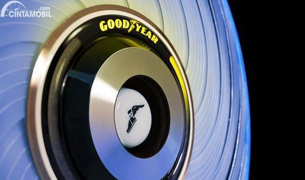 Goodyear reCharge Concept, Ban yang Pakai Kapsul Ajaib
