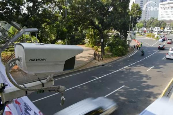 Ingat! Tilang Elektronik di Jakarta Tetap Berlaku