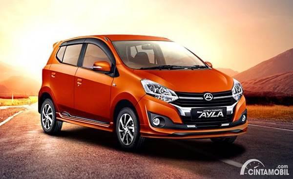 Daihatsu Ayla 2020 dijual