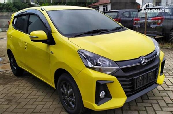 New Daihatsu Ayla 2020