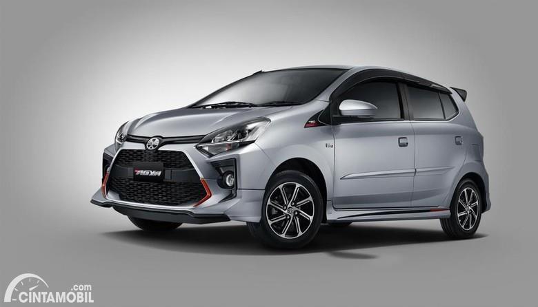 Toyota New Agya 2020 varian TRD Sportivo