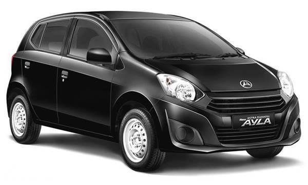 Daihatsu Ayla tipe D dijual
