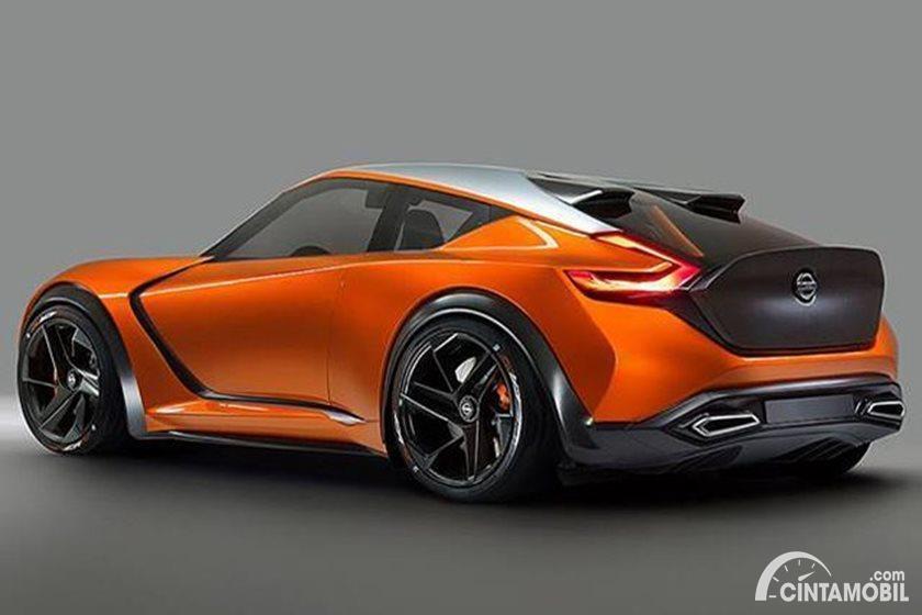 Rendering generasi terbaru Nissan Z