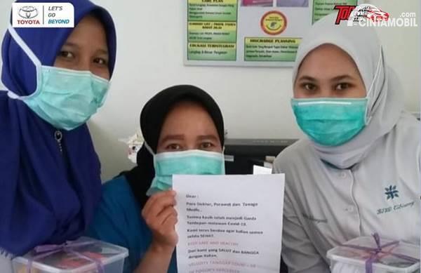 tenaga medis RSUD Cibinong