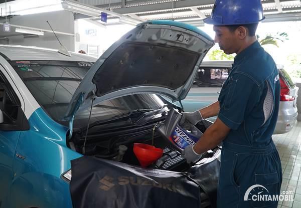 Intip Biaya Servis Berkala Suzuki XL7, Sama dengan Ertiga?