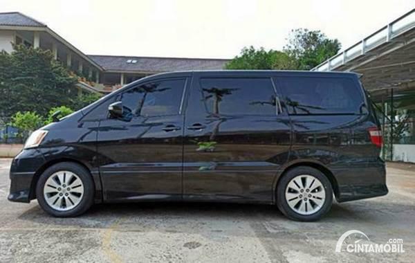 Toyota Alphard dijual di Cintamobil.com