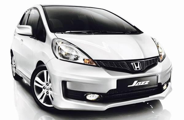 Honda Jazz GE8 dijual