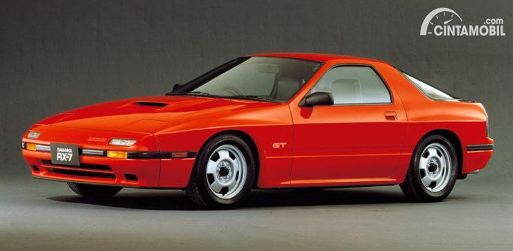 Sejarah Mazda Rx 7 Sportscar Rakyat Yang Melegenda