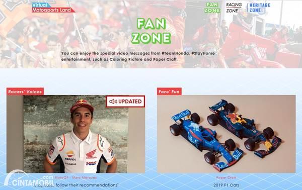 Honda Fan Zone