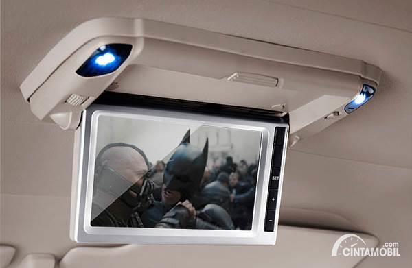 Roof Monitor Isuzu Panther