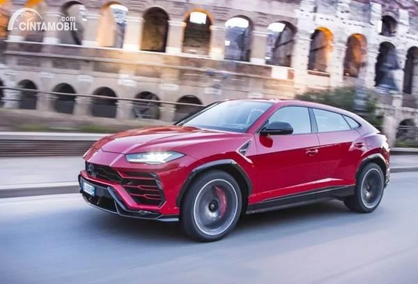 Modifikasi Lamborghini Urus Ini Sanggup Ciptakan Tenaga Hampir 1.000 Hp!