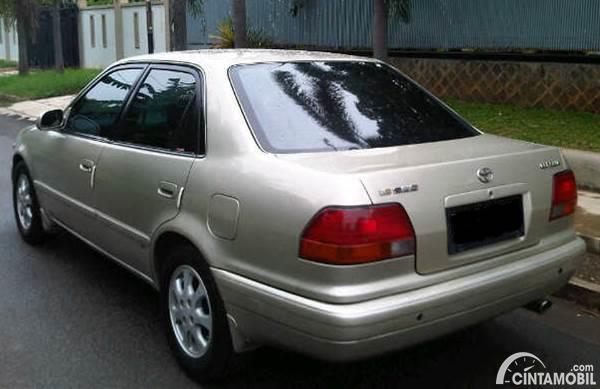 Toyota New Corolla SEG dijual