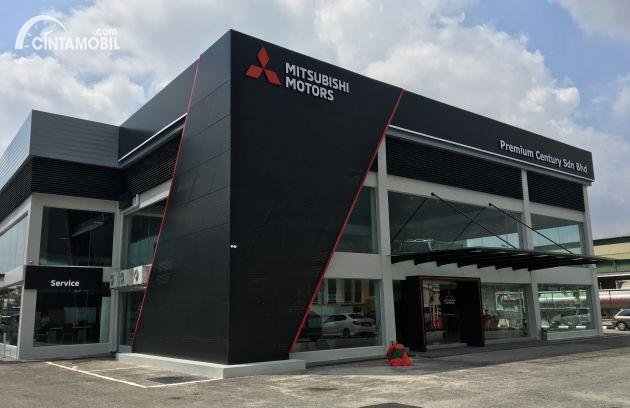Dealer Mitsubishi Motors di Malaysia Kembali Buka Usai Tutup karena Lockdown