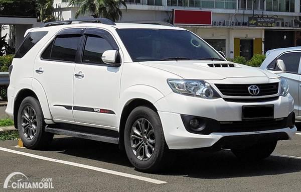 Toyota Fortuner TRD Sportivo 2014