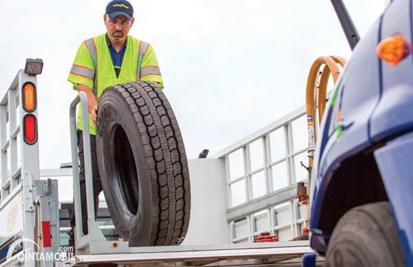Layanan Goodyear Commercial tire