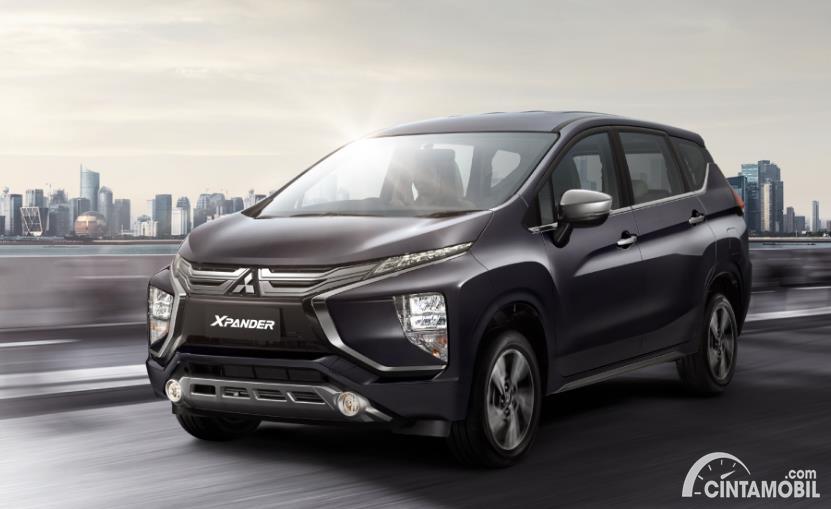Harga dan Tipe Mitsubishi Xpander yang Dipasarkan di Indonesia