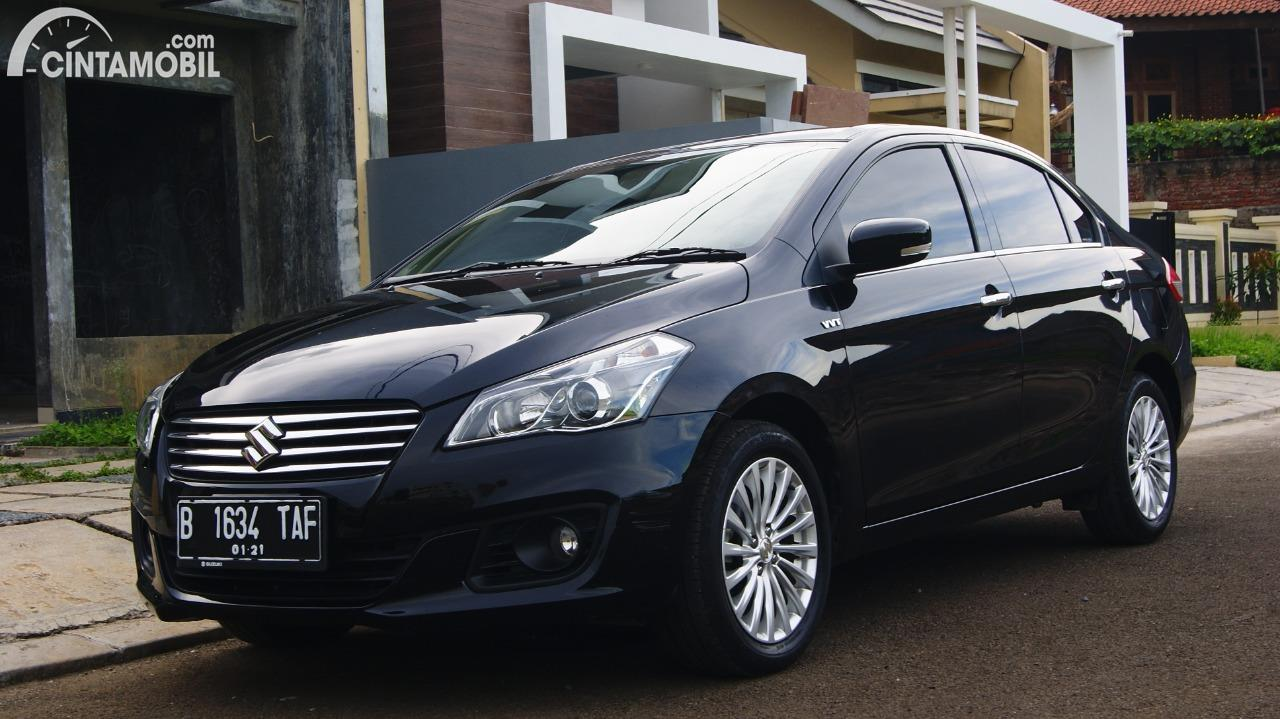 Foto kesimpulan review Suzuki Ciaz 1.4 GLX AT 2016