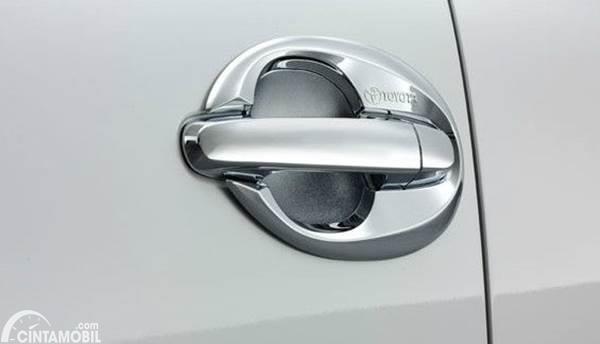 Door handle chrome Toyota