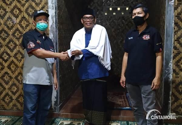 Sumbangan TeRuCI chapter Bogor