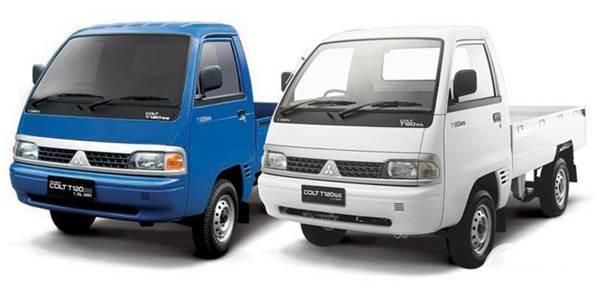 Mitsubishi Colt T120SS dan Suzuki Carry Futura