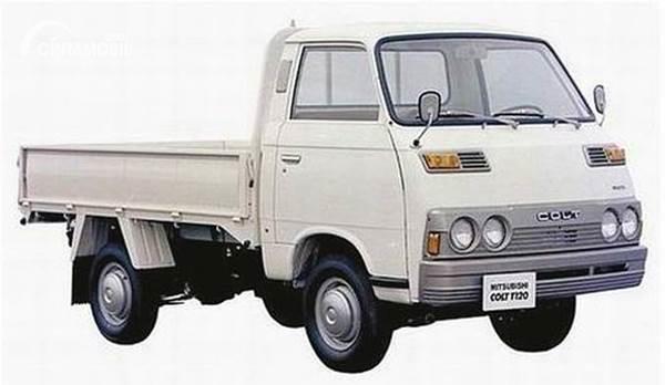 Mitsubishi Colt T120