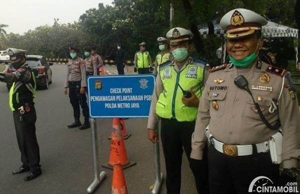 110 Titik Jalan di Medan Akan Disekat Selama Malam Takbiran