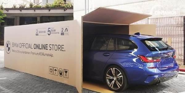 Jualan Online Penyelamat Penjualan BMW Indonesia Saat Pandemi Covid-19