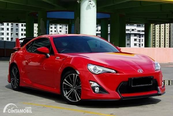 Toyota 86 dijual