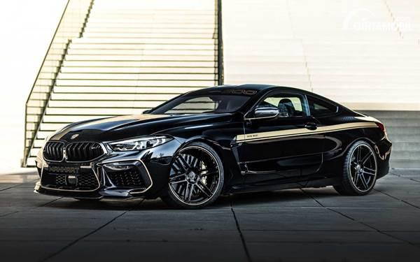 BMW M8 Competition Coupe Manhart