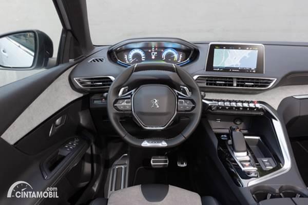 Peugeot i-Cockpit Jamin Kenyamanan dan Keselamatan Berkendara