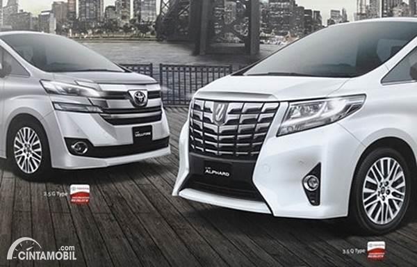 Perbedaan Toyota Vellfire Vs Alphard yang Membuat Harganya Juga Beda