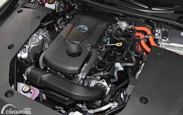 Toyota Alphard engine