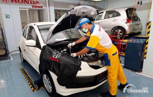 Bengkel resmi Honda