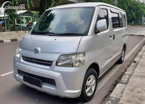 Daihatsu Gran Max Minibus 2007 dijual