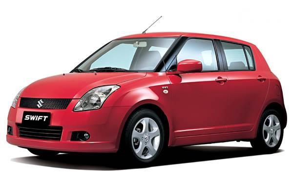 Suzuki Swift 2007 dijual