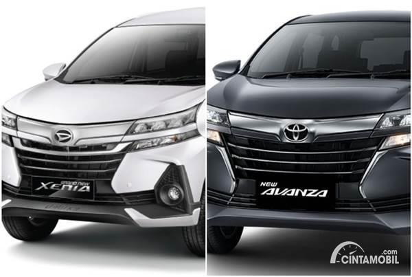 Toyota Avanza Daihatsu Xenia