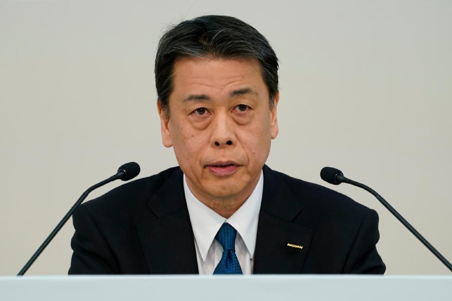 CEO Nissan