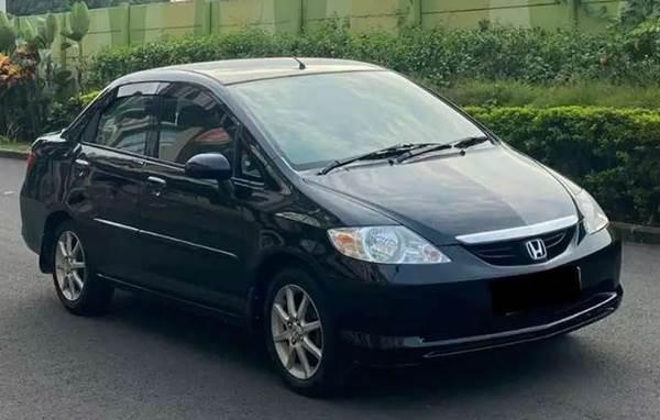 Honda City bekas dijual