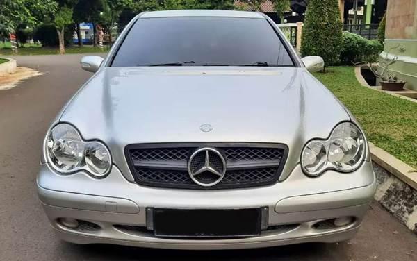 Mercedes-Benz bekas dijual