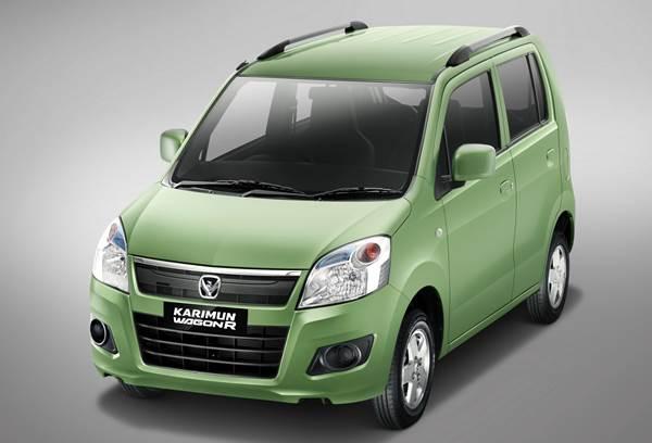 Suzuki Karimun Wagon R dijual