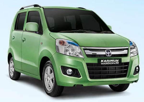 Suzuki Karimun bekas dijual