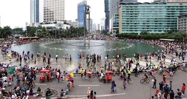Car Free Day di Jakarta Dibolehkan Lagi Mulai 21 Juni 2020