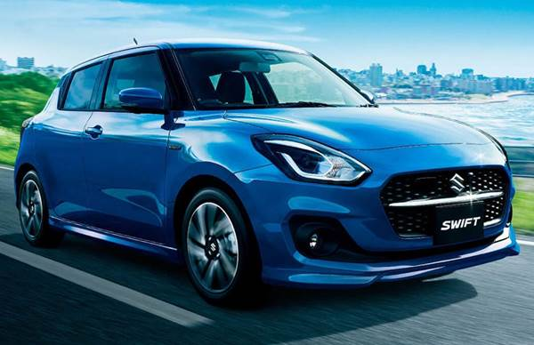 3 Fakta Baru Suzuki Swift Facelift 2020