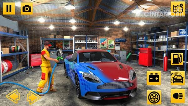 Car Mechanic Simulator Game
