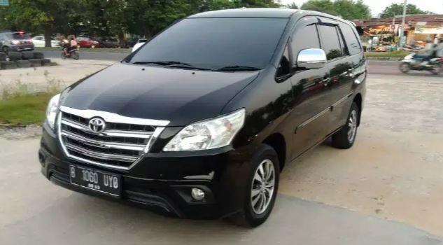 Jual Mobil Toyota Kijang Innova 2 0 G 2015 Kota Pekanbaru Riau 4452624