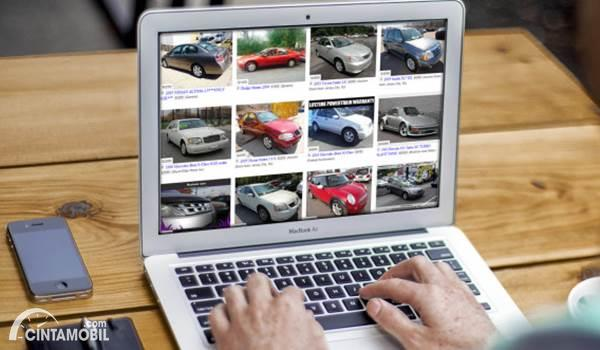 Jual beli mobil online